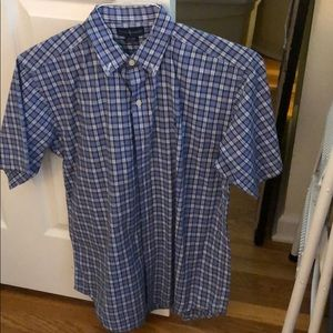 Boys Ralph Lauren short sleeve button down XL 20.